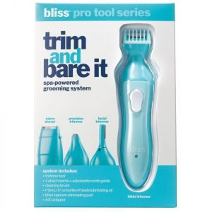 Bliss Trim It And Bare It
