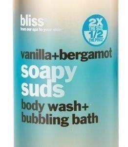 Bliss Vanilla + Bergamot Soaply Suds
