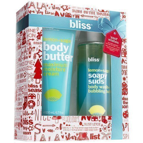 Bliss Zest Wishes Gift Set