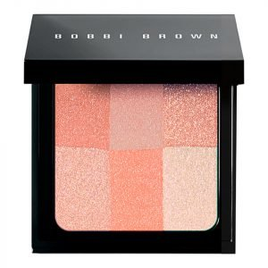 Bobbi Brown Brightening Brick Powder Pastel Peach