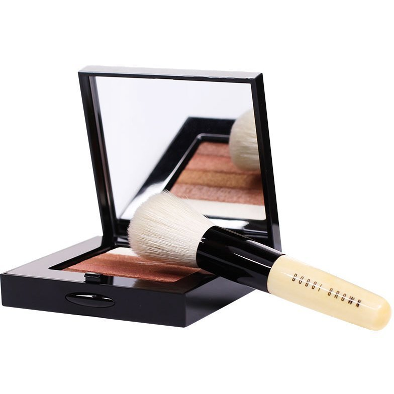 Bobbi Brown Bronze Shimmer Brick Set 5 Bronze Shades 10