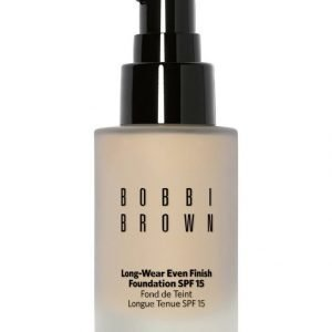 Bobbi Brown Long Wear Even Finish Foundation Meikkivoide 30 ml