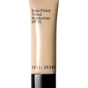 Bobbi Brown Nude Finish Tinted Moisturizer Spf 15 Sävytetty Kosteusvoide 50 ml