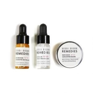 Bobbi Brown Recovery Rescue Kit Tuotepakkaus