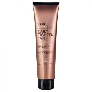 Bod Bake Daily Tighten Tan Light-Med