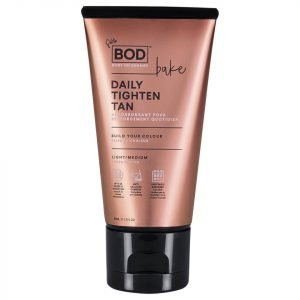 Bod Bake Daily Tighten Tan Light-Med Petite
