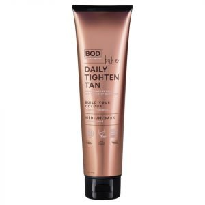 Bod Bake Daily Tighten Tan Med-Dark