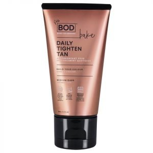 Bod Bake Daily Tighten Tan Med-Dark Petite