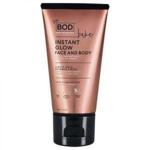 Bod Bake Instant Glow For Face And Body Petite
