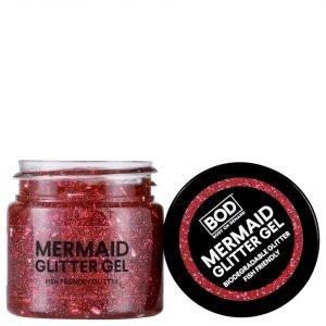 Bod Mermaid Body Glitter Gel Pink