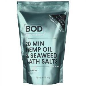 Bod Seaweed And Hemp Oil Bath Salts