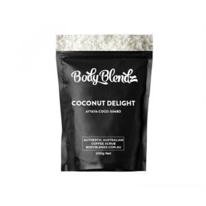 Body Blendz Coconut Delight