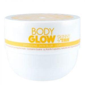 Body Glow By Skinny Tan Energising Light Skin Blur 250 Ml
