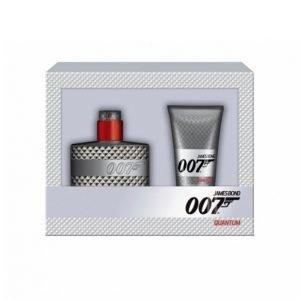 Bond 007 Quantum Lahjapakkaus Edt 30 Ml + Suihkugeeli 50 Ml