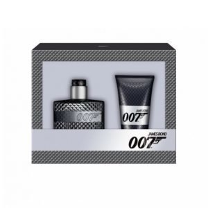 Bond 007 Signature Edt 30 Ml + Showergel 50 Ml Lahjapakkaus