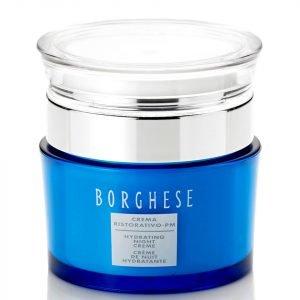 Borghese Crema Ristorativo Pm Hydrating Night Cream 30 Ml
