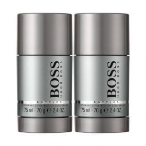 Boss Bottled Deodorant Stick 2 X 75 ml Deodorantti Miehelle