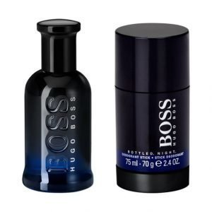 Boss Bottled Night. Edt Tuoksu 50 ml + Deo Stick 75 ml