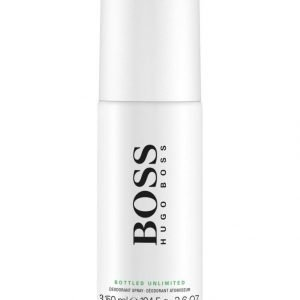 Boss Bottled Unlimited Deo Spray Deodorantti 150 ml