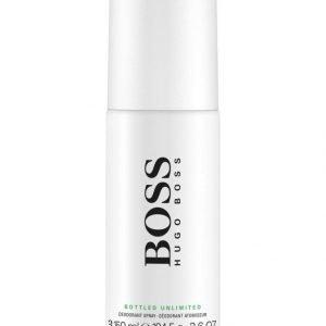 Boss Bottled Unlimited Deo Spray Deodorantti 150 ml