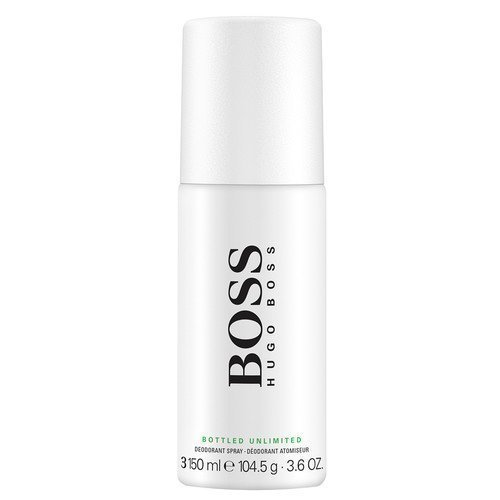 Boss Bottled Unlimited Deospray