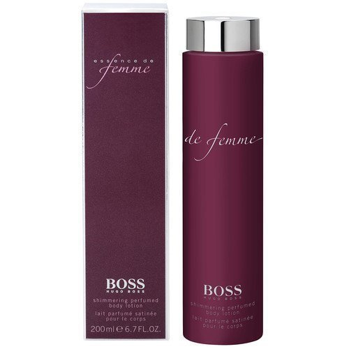 Boss Essence de Femme Shimmering Perfumed Body Lotion