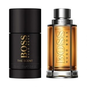 Boss The Scent Edt Tuoksu 50 ml + Deo Stick 75 ml
