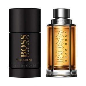 Boss The Scent Edt Tuoksu 50 ml + Deo Stick 75 ml