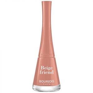 Bourjois 1 Seconde Nail Polish 9 Ml Various Shades Beige Friend