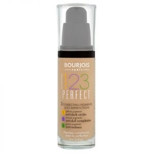 Bourjois 123 Perfect Foundation 30 Ml Various Shades Beige