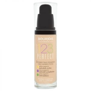 Bourjois 123 Perfect Foundation 30 Ml Various Shades Light Vanilla