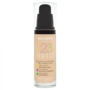 Bourjois 123 Perfect Foundation 30 Ml Various Shades Vanilla