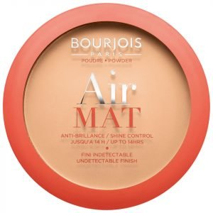 Bourjois Air Mat Pressed Powder 10g Various Shades Apricot Beige