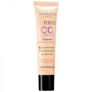 Bourjois Cc Cream Foundation Light Beige