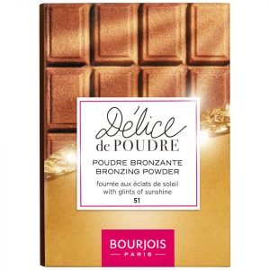 Bourjois Delice De Poudre Bronzing Powder Light / Medium