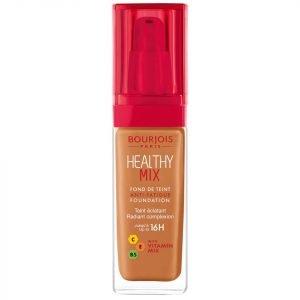 Bourjois Healthy Mix Foundation 30 Ml Various Shades Dark Amber