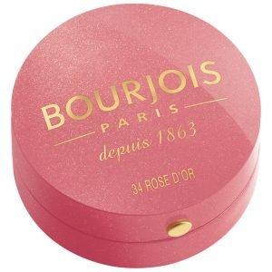 Bourjois Little Round Pot Blush Various Shades Rose D'or
