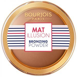 Bourjois Matt Illusion Bronzing Powder Various Shades Dark