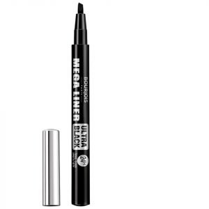Bourjois Mega Liner Ultra Black 0.8 Ml