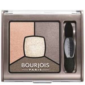 Bourjois Quad Smokey Stories Eye Shadow Sau-Mondaine