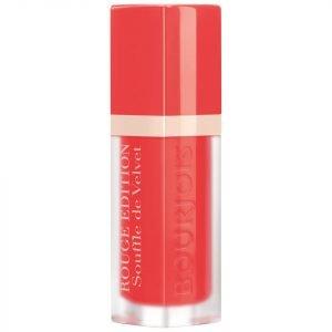 Bourjois Rouge Edition Souffle De Velvet Lipstick Various Shades Orangélique