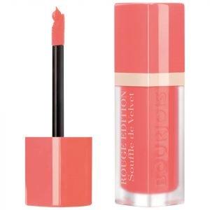 Bourjois Rouge Edition Souffle De Velvet Lipstick Various Shades Ravie En Rose