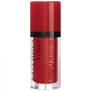 Bourjois Rouge Edition Velvet Lipstick Various Shades Personne Ne Rouge!