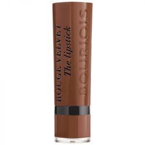 Bourjois Rouge Velvet Lipstick 2.4g Various Shades Brownette