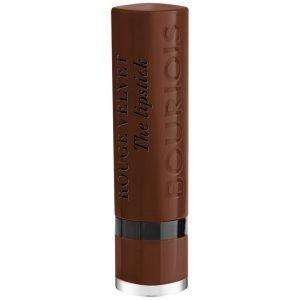 Bourjois Rouge Velvet Lipstick 2.4g Various Shades Dark Chocolate