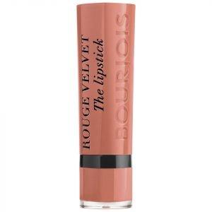 Bourjois Rouge Velvet Lipstick 2.4g Various Shades Hey Nude 01