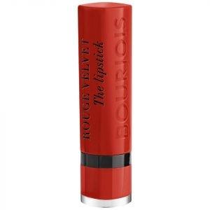 Bourjois Rouge Velvet Lipstick 2.4g Various Shades Pumpkin