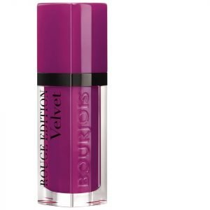 Bourjois Rouge Velvet Lipstick Various Shades Fuchsia Purple