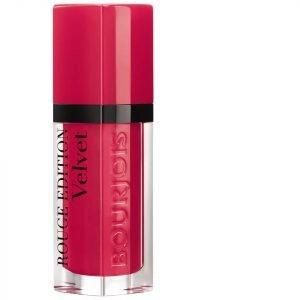 Bourjois Rouge Velvet Lipstick Various Shades Funchsia