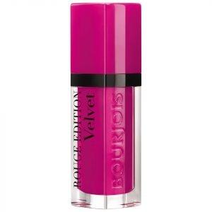Bourjois Rouge Velvet Lipstick Various Shades Ole Flamingo